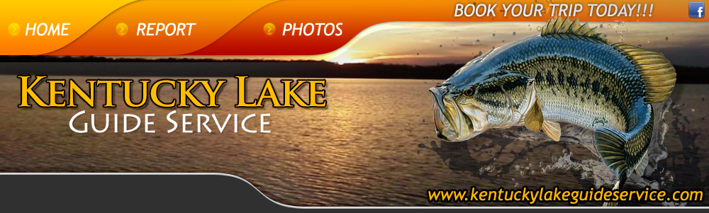 Kentucky lake guide service for Kentucky fishing license cost